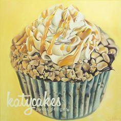 KatyCakes Cupcake   Sarah E. Wain