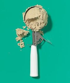 Toss an ice cream scoop into your beach bag for building embellished sand castles and creating perfect domes.