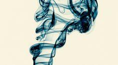 ephemeral dancing smoke