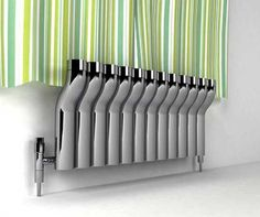 25 Best Radiators That Are Perfect for Modern Interior Design Bedroom Radiators, Best Radiators, Contemporary Radiators, Home Heating Systems, Electric Radiators, Designer Radiator, Home Gadgets, Clever Design, Modern Interior Design