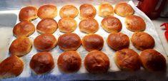 Ατομικο τσουρεκι νηστισιμο γεμιστο με μερεντα η μαρμελαδα Pretzel Bites, Muffin, Bread, Breakfast, Food, Morning Coffee, Muffins, Breads, Baking