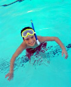 Sensory Benefit of Swimming for Sensory Processing Disorder!