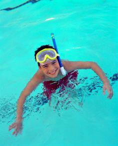 Sensory Benefit of Swimming for Sensory Processing Disorder!