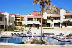 Cabo San Lucas, BCS: This beautiful condominium is in one of Baja's most exclusive private, gated condominium complexes, away from the timeshare salesmen and beachfront he...