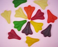 New Zealand Jet Plane lollies -- YUM