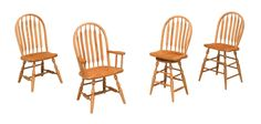Bent Paddle Chair Styles