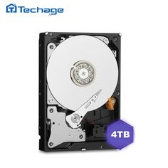 202.20$  Know more - http://ai128.worlditems.win/all/product.php?id=32675510191 - Techage 3.5'' 4TB Hard Disk Drive HDD 4000GB 64MB 7200rpm Sata3 for CCTV DVR NVR System Security Camera Surveillance Kits