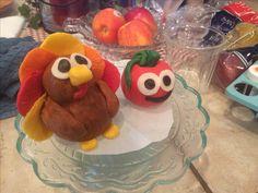 Modeling Chocolate Turkey