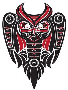 Haida Study by Joshua M. Smith