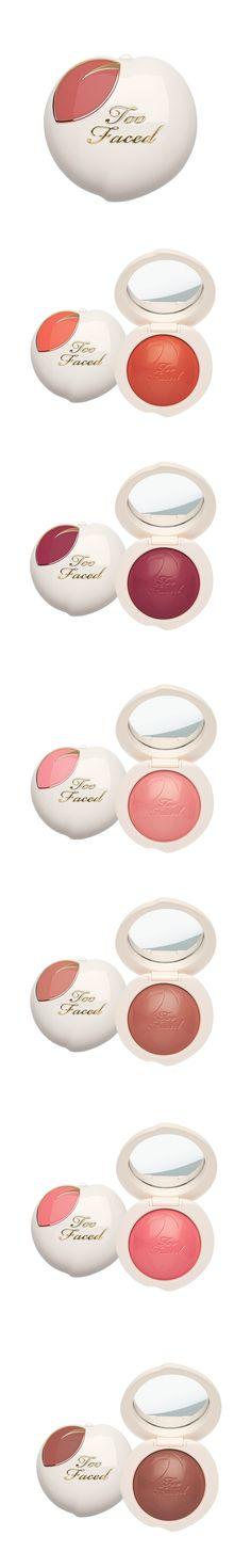 Too Faced Peach My Cheeks Blush