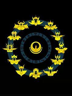 Los 12 Signos Zodiacales