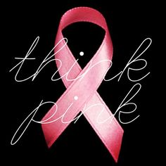 October is breast cancer awareness month!