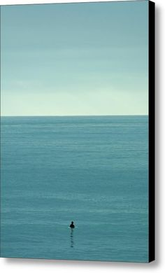 Waiting Canvas Print / Canvas Art By Peter Tellone