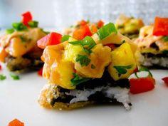 Sushi-pítsa