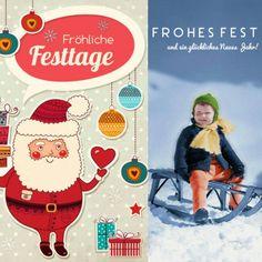 Noch auf der Suche nach individuellen Weihnachtskarten für Familie, Freunde, Kollegen oder Kunden- aber keine Zeit zum Designen? Wir haben in unserem Online-Designer ein große Auswahl an Postkarten und Klappkarten zum Fest. Jedes Layout kann nach eigenen Wünschen abgeändert und personalisiert werden. Schnell und einfach können die Entwürfe dann auch bei uns gleich gedruckt werden.  Jetzt kreativ selbst gestalten: www.pinguindruck.de/designer