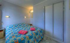 Master bedroom at Kahlers Oasis 2 bedroom unit  #kahlersoasis