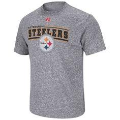 NFL Pittsburgh Steelers Victory Gear Tri-Blend T-Shirt - Ash Eagles Jacket cc3b208db