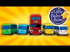 Learn with Little Baby Bum