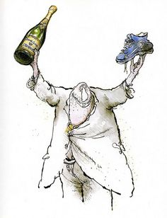 The Great Ronald Searle