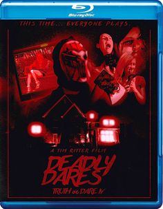 DEADLY DARES TRUTH OR DARE IV BLU-RAY (SRS CINEMA)