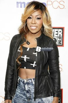 K Michelle Blonde Hair Michelle Blonde Hairstyles | galleryhip.com - The Hippest Galleries!