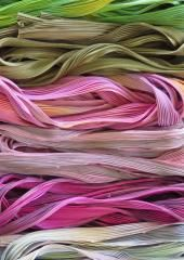 Click here to view the range of Shibori Silk Ribbons that are carried by www.australianneedlearts.com.au