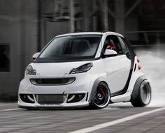 SMART CAR MODIFIED | Car Symbols