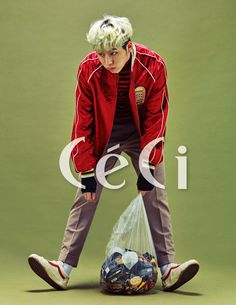 2016 February CeCi  Chocolate boy, ZICO Photographer Zoo Yong gyun Makeup Lee Iyoung Hair Kim Gwiae Model ZICO(#woozico0914) Editor Choi Sung min(#ssong_girl)