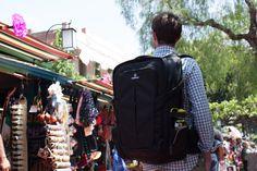 Tortuga Backpack for world travel