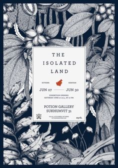 The Isolated Land : Exhibition - Suthipa Kamyam