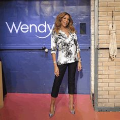 f49964978f8  WhatWendyWore  whbm +  chicos +  kennethcole +  cartier +  divaliciousco +   dior +  coach. Wendy Williams