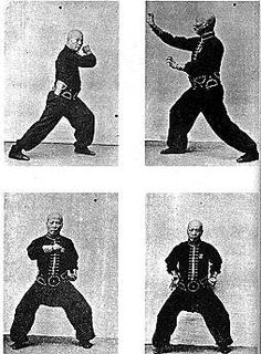 e-history photos chuan fa shaolin hung gar and choy lee fut gung fu -Demonstration by Great Grand Master Lam Sai Wing of Gung Gee Fook Fu Kuen