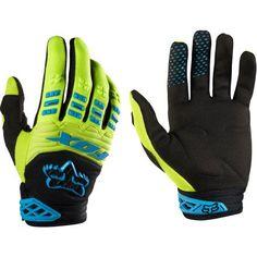 Fox Head Men's Dirtpaw Race Glove, Green, Small - http://ridingjerseys.com/fox-head-mens-dirtpaw-race-glove-green-small/