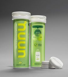 Nuun Identity and Packaging by Creature | Inspiration Grid | Design Inspiration