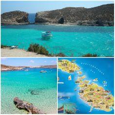 Malta Right summer vacation