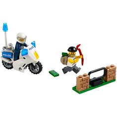 figures Building Blocks Sets china brand City Police Crook Pursuit compatible with Lego 60041 Model Building, Building Toys, Van Lego, Police, Lego Clones, Lego City Sets, Money Notes, Free Lego, Lego Parts