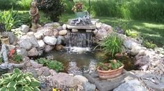 A small space water feature is available from Oakleaf Landscape Design. Find out other ways to make your backyard a haven from the rest of the world.