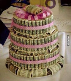 Now this is my kind of cake