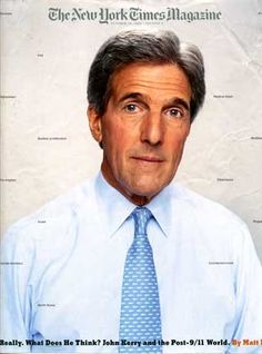 John Kerry and the Post-911 World - 2004