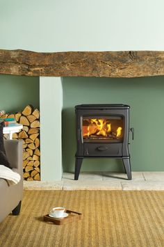 Dovre Tai Multi-Fuel & Wood Stoves - Dovre Stoves & Fires