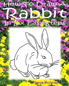 How To Draw A Rabbit In Six Easy Steps by Tanya L. Provines, http://www.amazon.com/dp/B0074OJYP2/ref=cm_sw_r_pi_dp_5eDtrb0S3KYP5