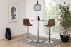 The Emu bar stool will make the perfect addition to your dining/seating area. Extremely soft and comfotable, the Emu barstool is perfect for sitting in and having a good time. Made using Leather Light Brown Colour Adjustable Small Living Room Chairs, Swivel Bar Stools, Emu, Upholstered Chairs, Dining Area, Dining Room, Minimalism, Upholstery, Furniture