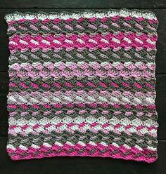Deze week gaan we schelpjes maken met leuke kleuraccenten. Waar je bij dit patroon op...