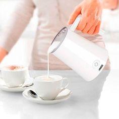 Milk Frother Princess 243002 0,25 L 350W White – Kitchen Gadget Freaks