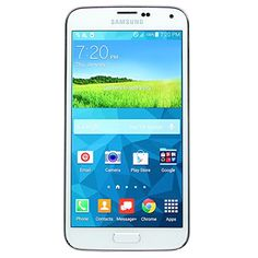 Samsung Galaxy S5 SM-G900V 16GB White Smartphone for Verizon (Certified Refurbished)  5.1″ Super AMOLED Capacitive Multi-Touchscreen w/ Protective Corning Gorilla Glass 3, IP67 certified ; dust and water resistant, Fingerprint sensor, 16 Megapixel Camera (5312 x 2988 pixels) + Front-Facing 2 Megapixel Camera w/ Dual Video. This Amazon Certified Refurbished device has been refurbished at our approved repair center and comes with a 90-day return period. The phone may have minor cosmeti..