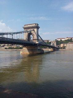 "Chain bridge or ""láncsos híd"""