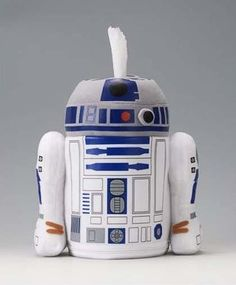 Does R2D2 Sneeze? star wars tissue holder