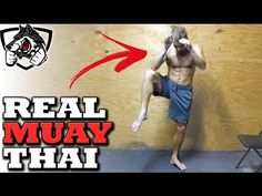 Understanding the Traditional Muay Thai Stance & Strategies - YouTube