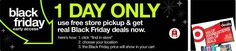 Sweet Coupon Deals - It's Cool to Clip. The Target Black Friday Ad is out. Get Black Friday Prices today only on selected items.