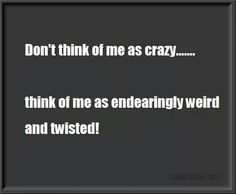 Twisted!